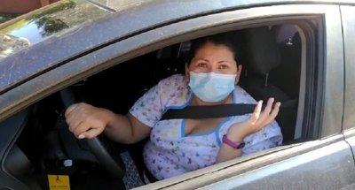 ¡Vamos a morir todos! Lamentó una pediatra al ver la inconsciencia ciudadana