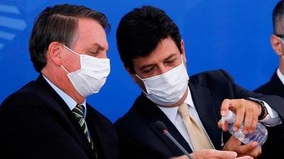 HOY / Fuerte caída de Bolsonaro y crece popularidad de su ministro de Salud