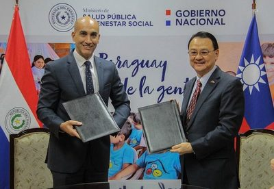 Taiwán dona equipos para lucha contra coronavirus