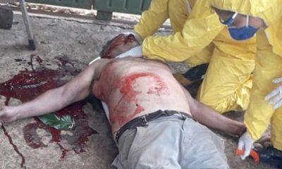 Electricista muere camino al hospital  tras recibir mortal descarga eléctrica – Diario TNPRESS