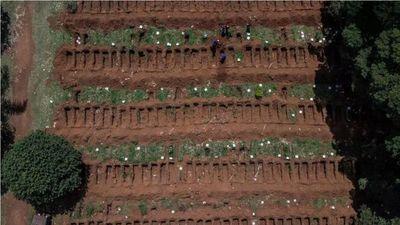 Preparan el cementerio más grande de Brasil