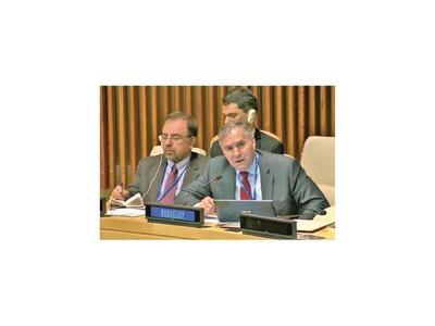 ONU: Paraguay pide especial atención a países sin litoral