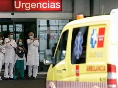 COVID-19: Ya son más de 11.000 los fallecidos en España