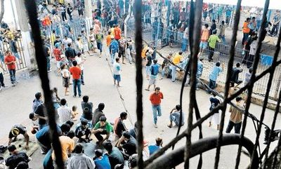 Cerca de 900 presos podrían salir de Tacumbú para disminuir hacinamiento