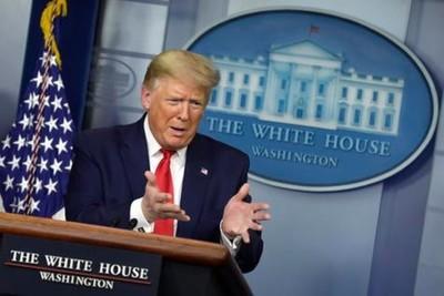 COVID-19: Trump se resiste a decretar una cuarentena nacional en EE.UU.