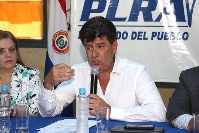 Alegre pide la pérdida de investidura de la senadora Bajac