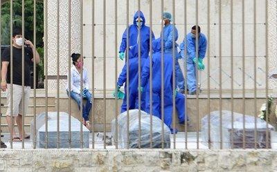 Ascienden a 172 las muertes por coronavirus en Ecuador, mayor parte en Guayas