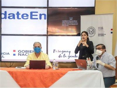 Publican lista parcial de beneficiarios del programa Ñangareko, pero sistema colapsa