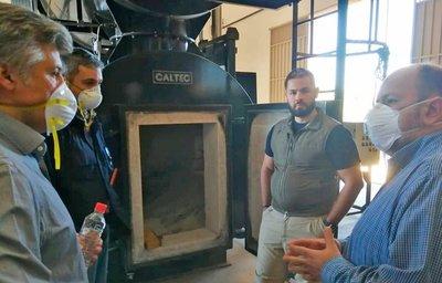 ¿Se viene lo peor?: Alistan horno de la Senad para usarlo como crematorio •