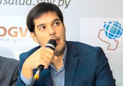 Sequera desmintió a Bajac: contagio fue confirmado el 1 de abril