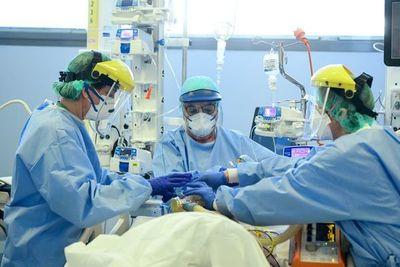 En menos de un mes, Paraguay supera los cien casos confirmados de coronavirus