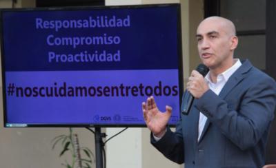 HOY / Salud registra ocho nuevos casos de coronavirus en Paraguay y la cifra llega a 104