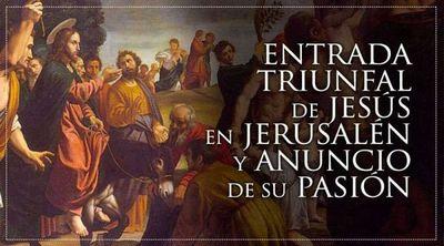 La Cristiandad celebra el Domingo de Ramos