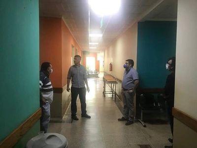 Preparan centro de salud de barrio Obrero para eventuales internaciones por Covid19