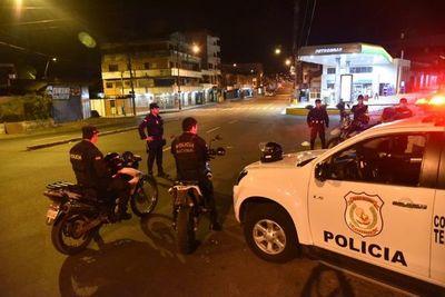 Motocicleta es robada y recuperada en Villa Elisa
