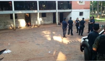 Por hacinamiento, cierran temporalmente calabozo de la Dirección de Policía del Alto Paraná