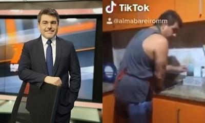 """Luis Bareiro actúa de """"Esperancita"""