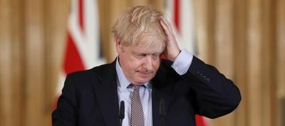 Boris Johnson, ingresado en el hospital por coronavirus