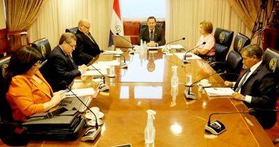 Ministros de la Corte trabajarán en sus viviendas desde mañana