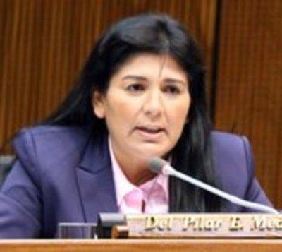 Diputada es procesada por supuesta violación de cuarentena