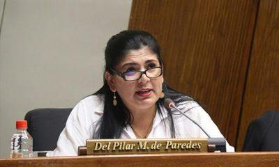 Imputan a diputada Del Pilar Medina por no cumplir cuarentena