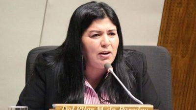 Imputan a Del Pilar Medina por violación a la cuarentena sanitaria