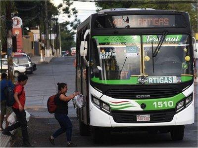 Multarán por traslado particular en buses