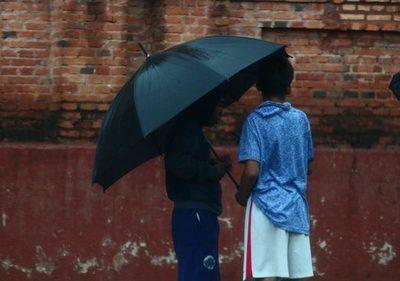 Meteorología emite alerta de lluvias para seis departamentos