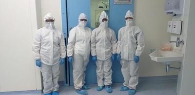 Tesãi implementa estricto protocolo de Covid-19 en quirófano