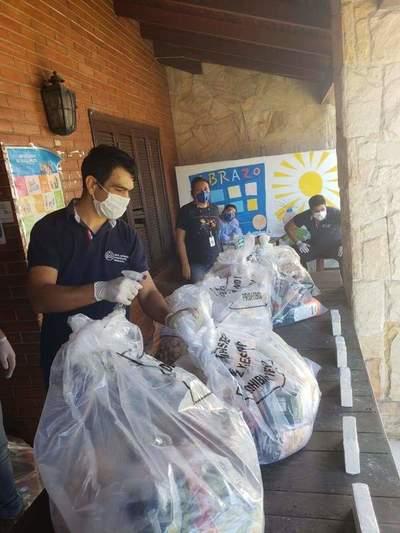 Tres mil kits de alimentos ya fueron entregados a trabajadores afectados por cuarentena