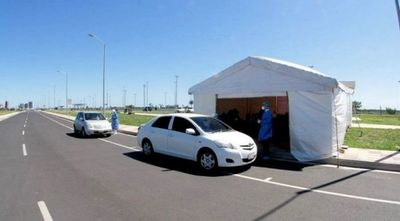 "Test ""express"" se realizó a 557 personas este fin de semana en la Costanera"