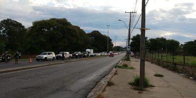 Estricto control sobre Transchaco se realiza vehículo por vehículo