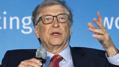 Bill Gates financia 7 proyectos para lograr la vacuna del Covid-19