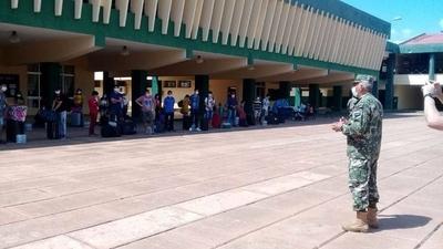 HOY / Compatriotas cumplen 15 días de cuarentena, serán sometidos al test para ser liberados