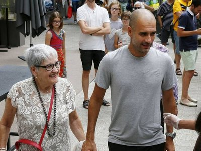 Fallece la madre de Pep Guardiola por coronavirus