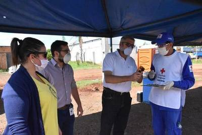 El coravirus se expande y llega a Itapúa