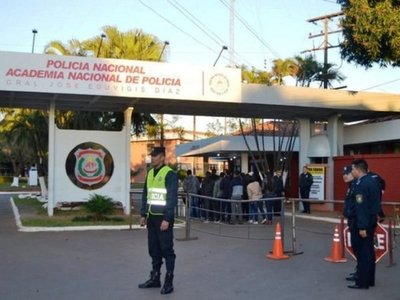 Denuncian salvaje golpiza contra aspirante a Policía