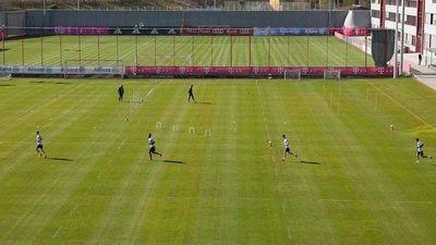 Terminó la cuarentena: Bayern Munich volvió a los entrenamientos