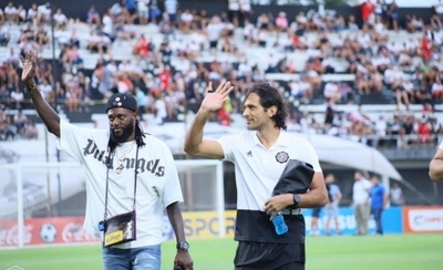 HOY / Sin Libertadores, Adebayor no volvería a Olimpia