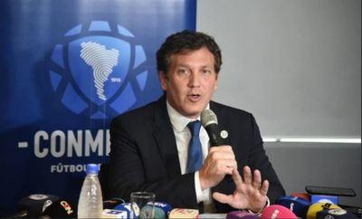 Alejandro Domínguez se declaró olimpista y explicó su relación personal con Boca