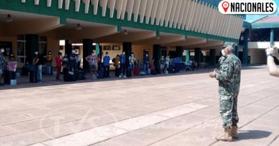 Compatriotas cumplen 15 días de cuarentena, serán sometidos al test para ser liberados