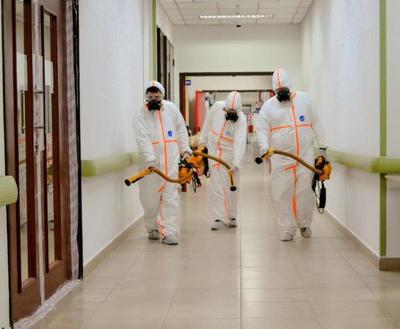 IPS entregó al personal de blanco unos dos mil quinientos kits de Equipos de Protección