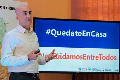 Salud confirma casos de coronavirus en Itapúa y Amambay