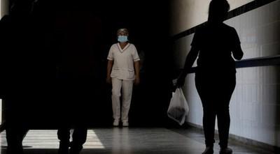 """""""Que nos llamen héroes si quieren, lo que no queremos es ser mártires"""" dicen médicos"""