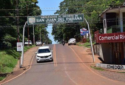 Intendenta de San Juan del Paraná urge al Ejecutivo a descentralizar recursos