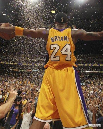 Kobe Bryant ingresará al salón de la fama del baloncesto