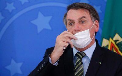 Bolsonaro decidió remover del cargo al ministro de salud Luiz Henrique Mandetta, en plena crisis por el coronavirus