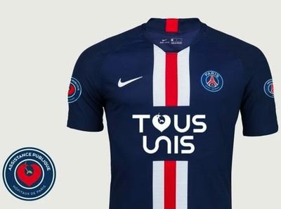 PSG lanza una camiseta especial