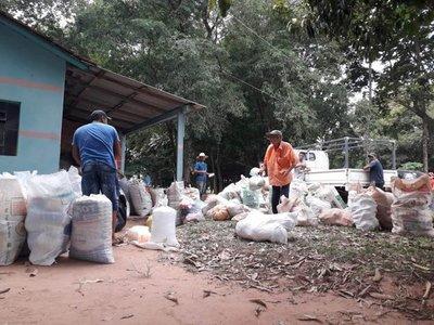 Enviarán 12.000 kilos de alimentos para familias vulnerables de Asunción