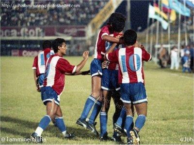Barcelona 1992: Título continental y clasificación